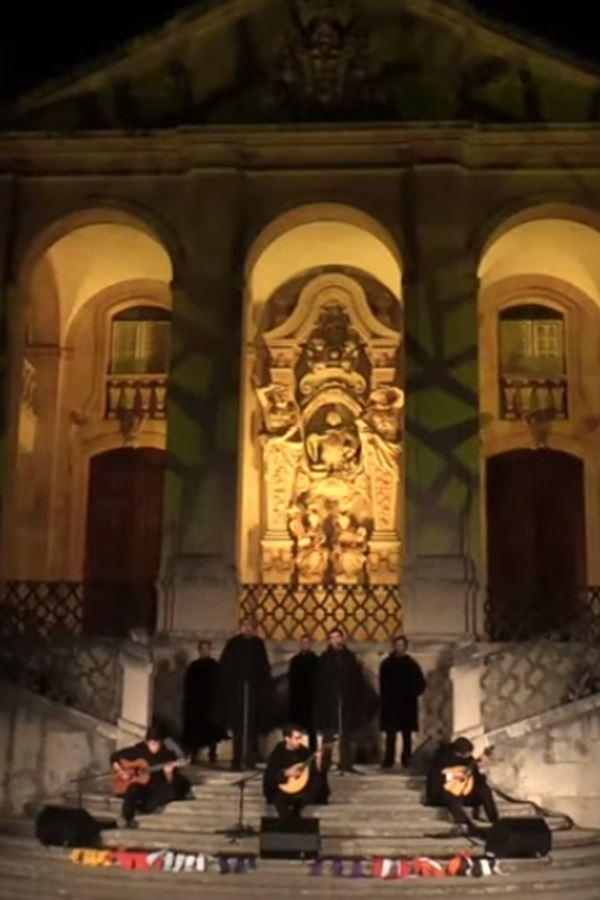 Coimbra cumpriu a tradição