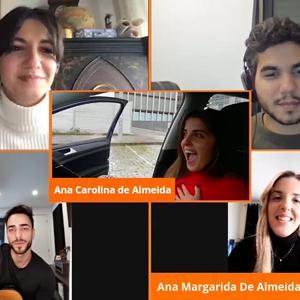 Surpresa com Diogo Piçarra no Dia Mundial da Família