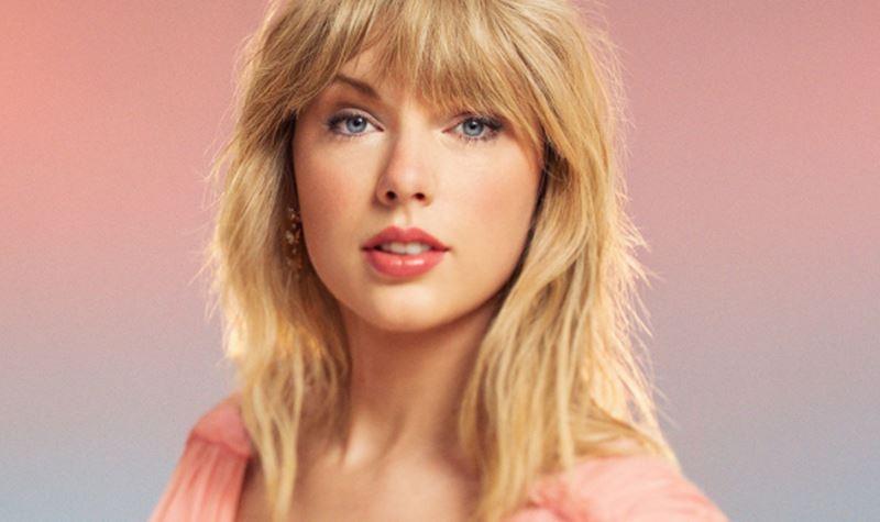 Taylor Swift está de volta!