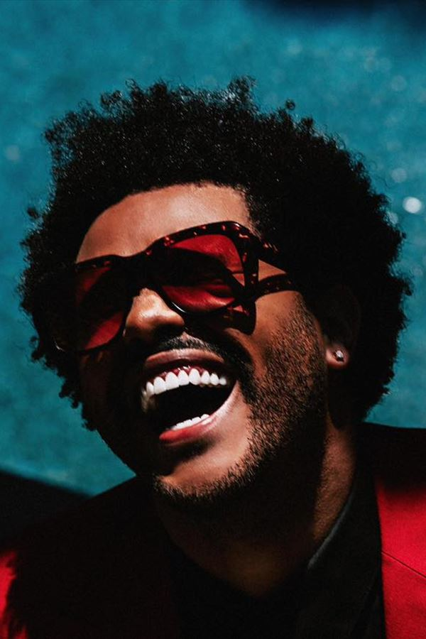 The Weeknd é o primeiro!!