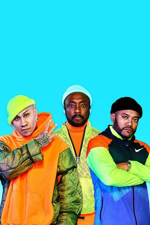 Black Eyed Peas de volta (sem Fergie!)