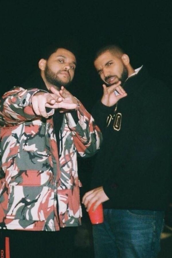 The Weeknd e Drake apoiam movimento anti-racismo