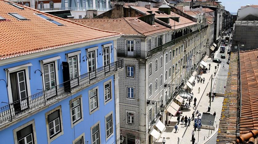 Perto de 9% dos imóveis transacionados em Portugal foram vendidos a não residentes