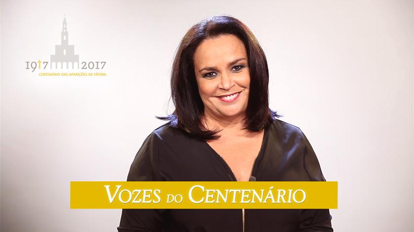 """Alberta Marques Fernandes: """"Em Fátima beijei a mão de João Paulo II"""""""