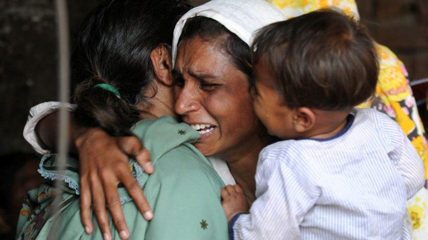 Mais um caso de violência contra os cristãos no Paquistão. Foto: DR [Arquivo]