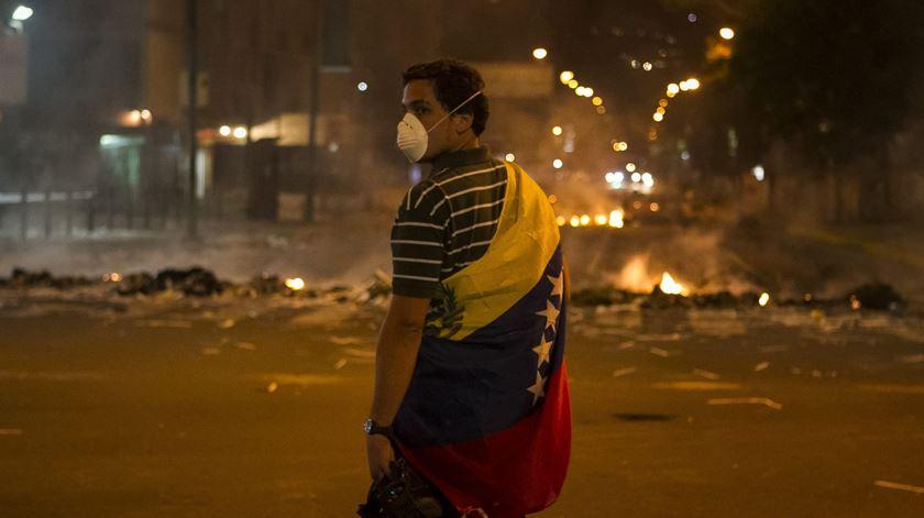 A combinação das diferentes crises levou a uma escalada da tensão. Foto: EPA