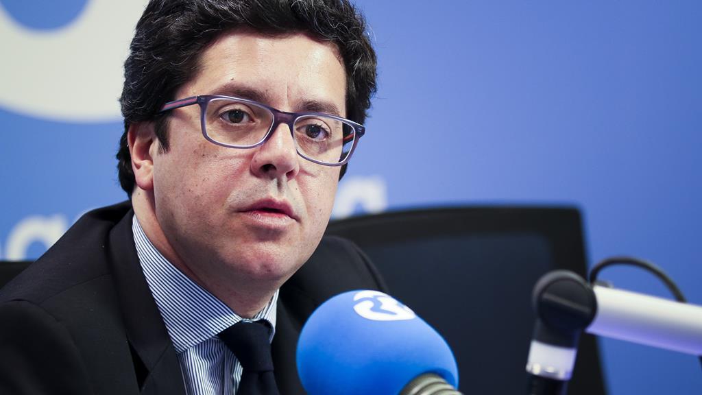 João Paulo Rebelo detalha as suas prioridades enquanto secretário de Estado do Desporto, em entrevista à Renascença Foto: Joana Bourgard/RR