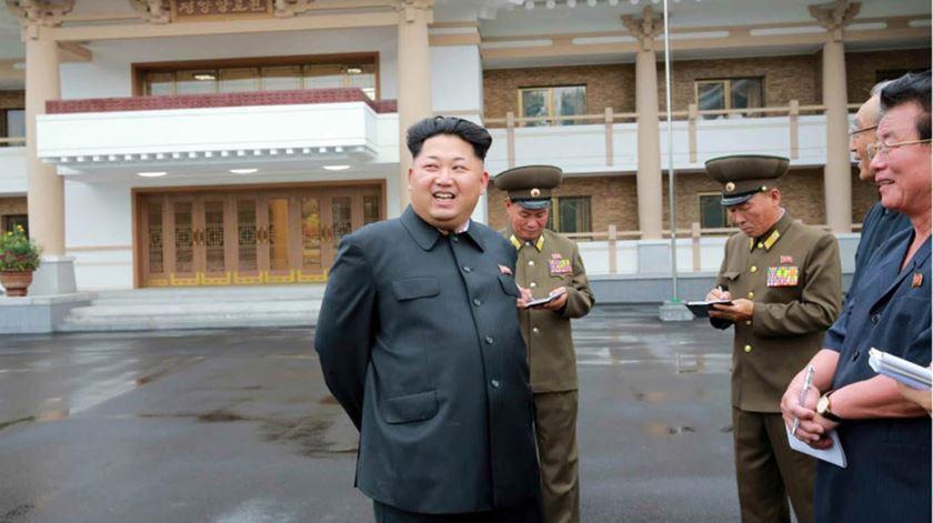 Coreia do Norte. O que se sabe até agora sobre o estado de saúde de Kim Jong-Un