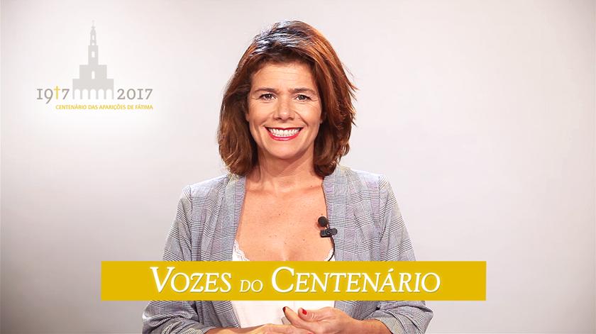 """Ana Brito e Cunha: """"A minha relação com Fátima é muito especial"""""""