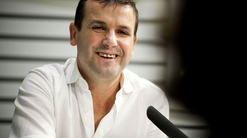 """Vitorino Silva: """"É muito bom as pessoas conhecerem as duas pontas do  novelo"""" - Renascença V+"""