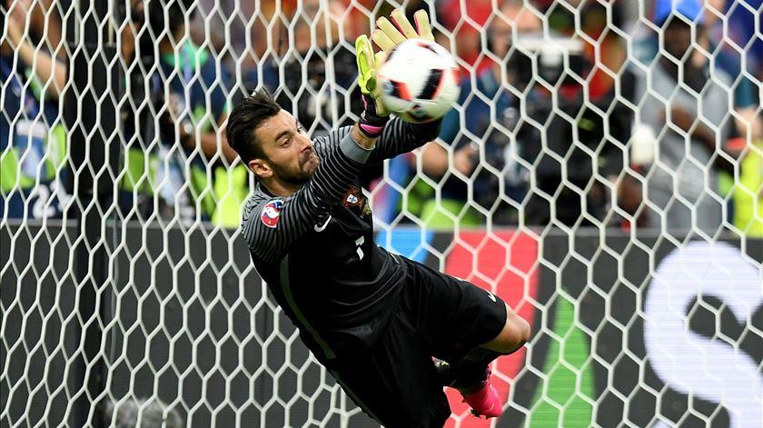 Rui Patrício eleito melhor guarda-redes do Euro 2016