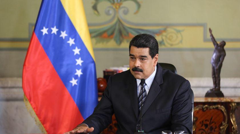 Nicolás Maduro, presidente da Venezuela, alvo de críticas da Igreja local. Foto: Prensa Miraflores/EPA