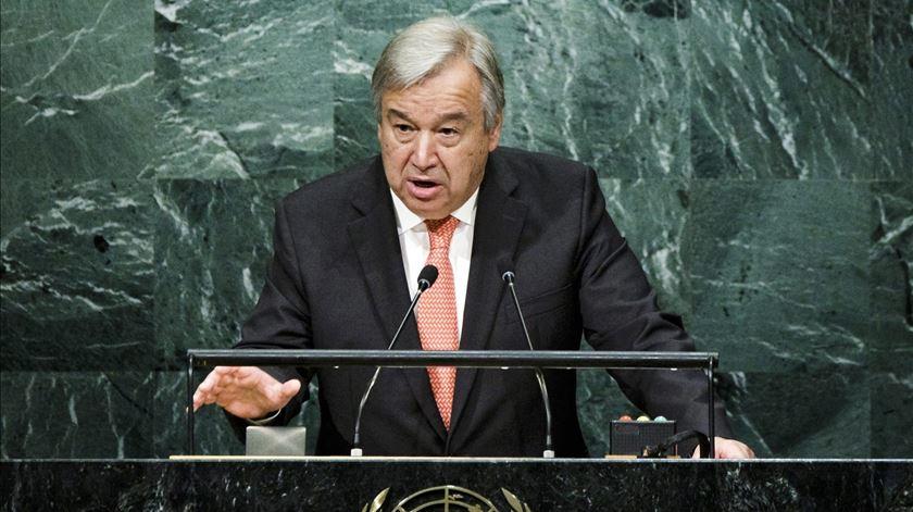Guterres pede que se evite uma nova Guerra Fria a todo o custo
