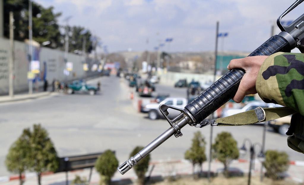 NATO vai retirar soldados do Afeganistão a partir do dia 1 de maio. Foto: EPA