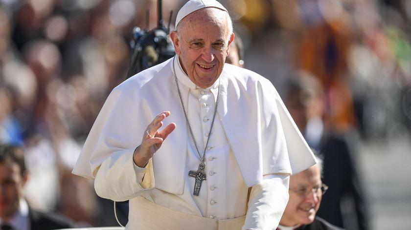 Papa Francisco vai criar cinco novos cardeais