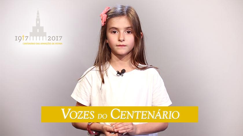 """Matilde Serrão: """"Eu acredito e tenho muita fé"""""""