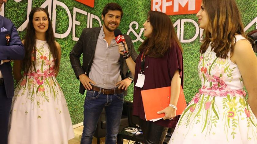 Lourenço Ortigão em entrevista com Ana Colaço