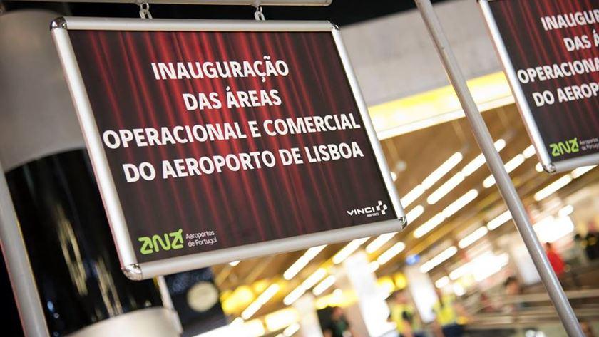 ANA Aeroportos - Ação «A Pensar em Si»