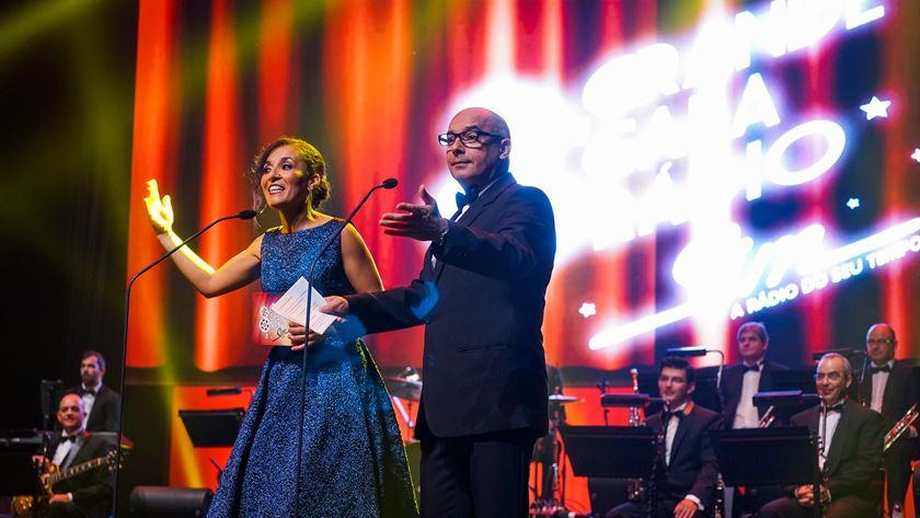 Rute Oliveira e Carlos Coutinho