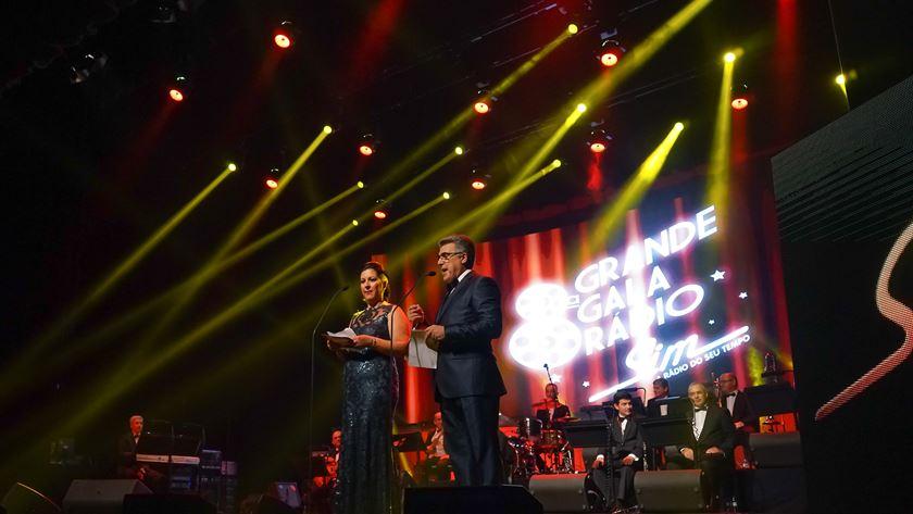 Claudia Fragoso e Carlos Lopes