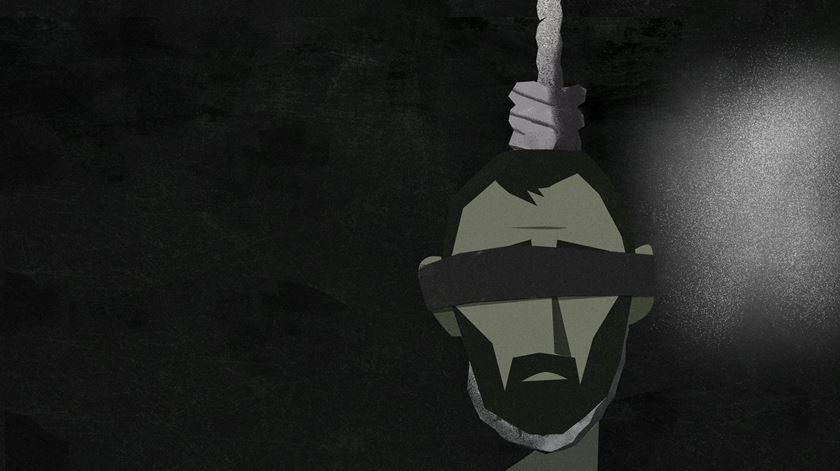 Ilustração: Amnistia Internacional