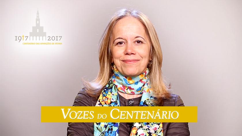 """Isabel Capeloa Gil: """"Fátima tem uma dimensão global e universal"""""""