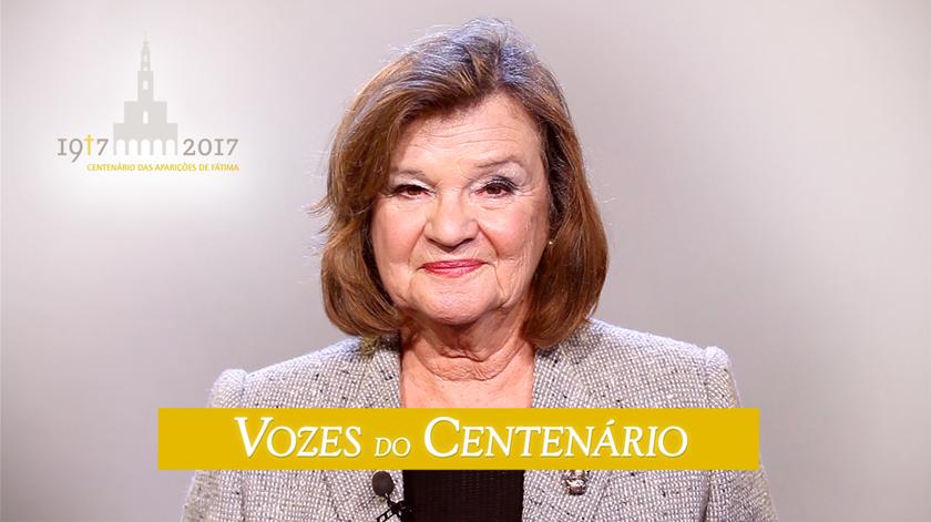 """Maria João Avillez: """"Como não agradecer a Deus por me fazer parte do milagre?"""""""