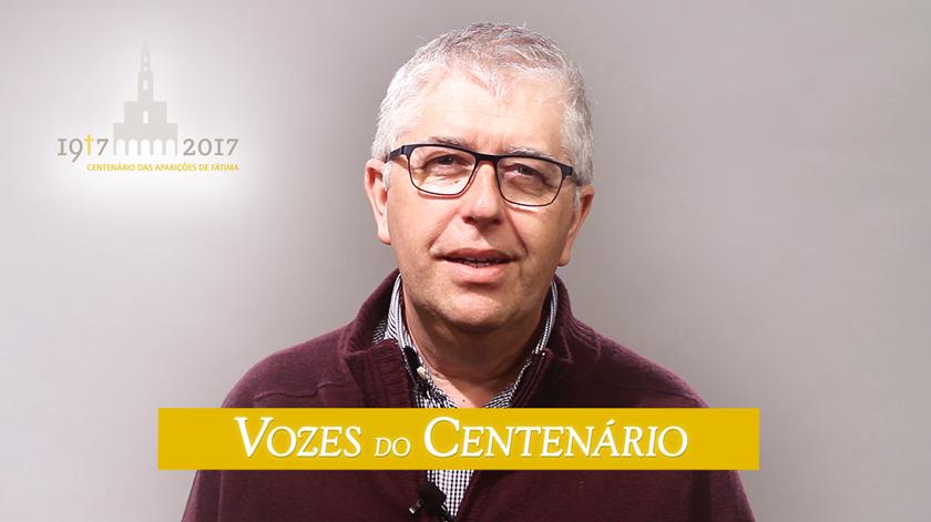 """Mário Augusto: """"Em Fátima, muitos conseguem tocar no invisível"""""""