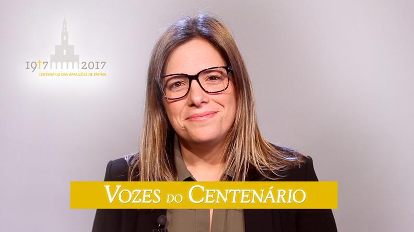 """Matilde Trocado: """"O silêncio em Fátima tem uma força muito grande"""""""