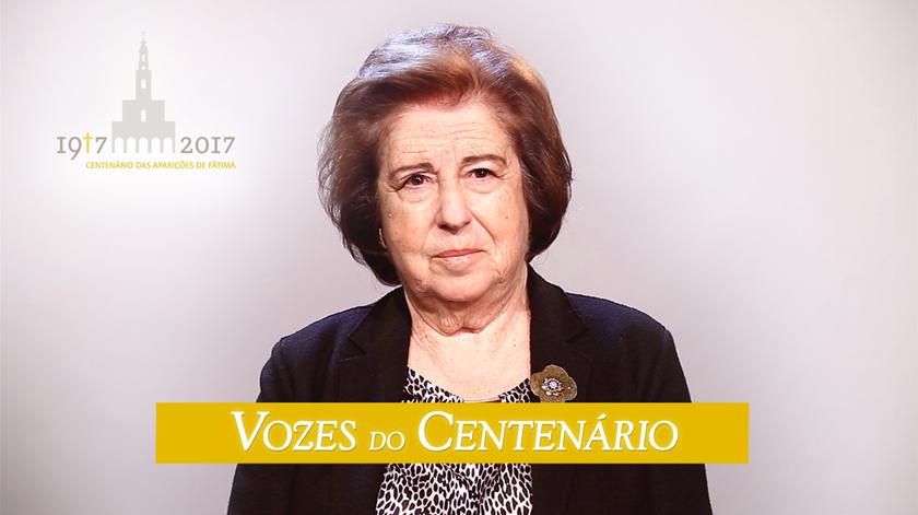 """Catarina Avelar: Fátima é """"um encontro com a mãe e comigo mesma"""""""