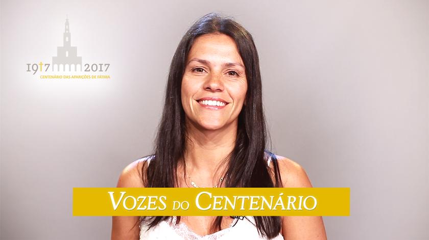 """Mariana Seara Cardoso: """"Fátima é especial para mim e para a minha família"""""""