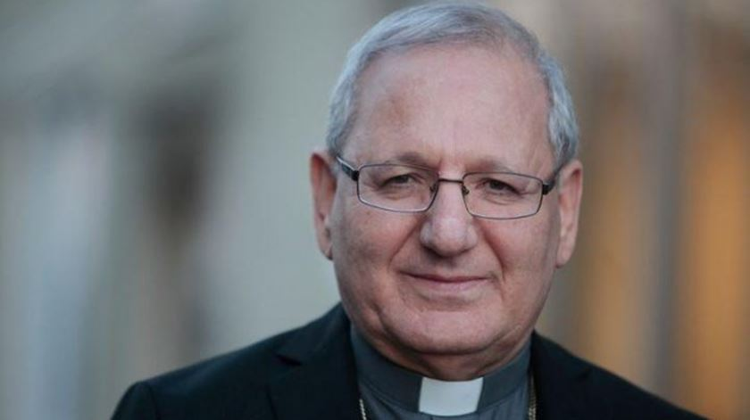 O Patriarca Louis Sako. Foto: DR