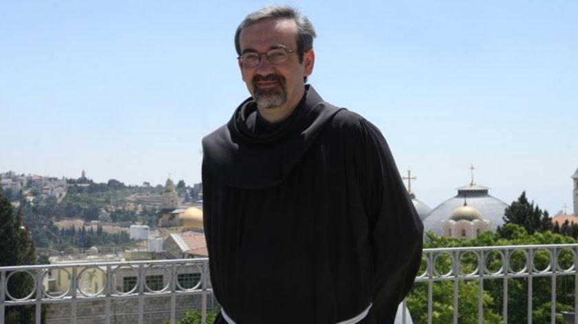 O novo patriarca latino de Jerusalém, Pierbattista Pizzaballa. Foto: DR