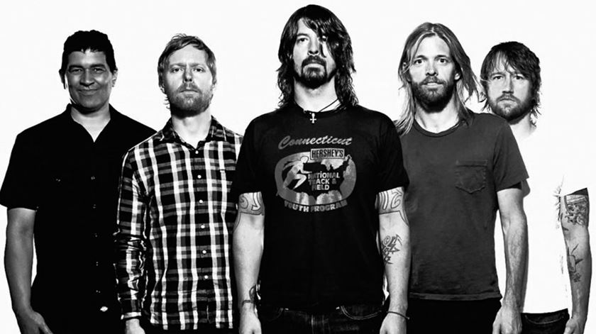 ​Foo Fighters, The National e Liam Gallagher confirmados no Rock in Rio Lisboa 2021
