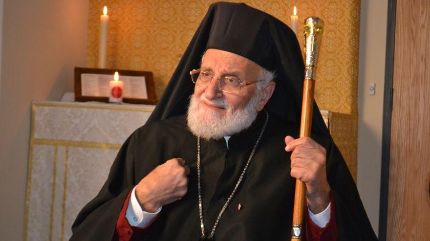 Gregorio III Laham, Patriarca da Igreja Melquita. Foto: AIS