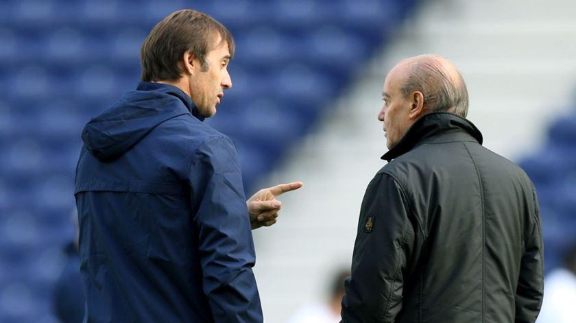 Presidente do FC Porto tece duras críticas ao despedido Lopetegui. Foto: DR