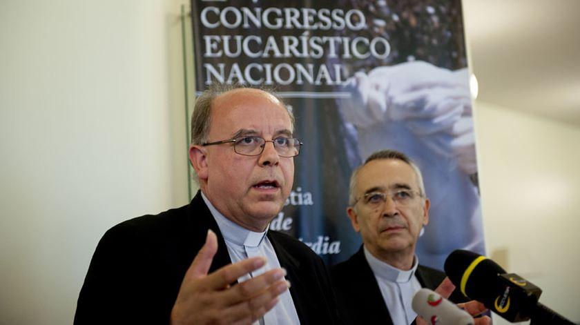 O porta-voz da CEP, padre Manuel Barbosa. Foto: DR