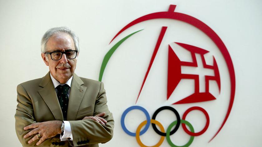 Preocupação do Comité Olímpico de Portugal é retomar atividades em segurança