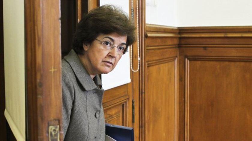 Ana Jorge, médica, ex-ministra da Saúde e uma porta-voz da campanha. Foto: DR