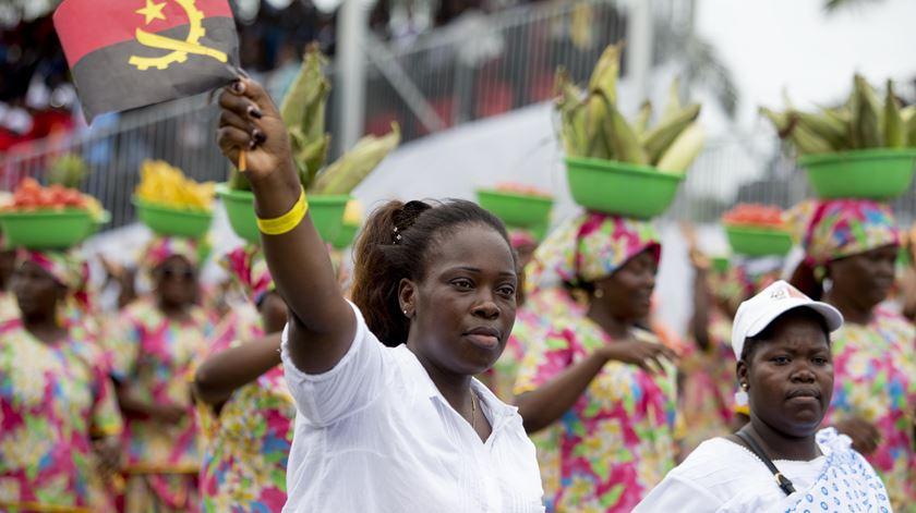 Bispos querem governo para todos e não apenas para uma minoria privilegiada em Angola. Foto: Joost De Raeymaeker/ Lusa