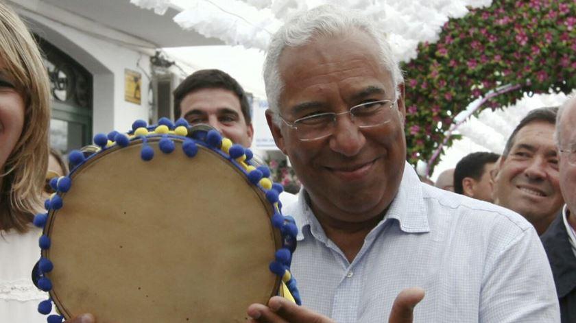 PS não quer concerto com a coligação, diz Costa. Foto: Lusa