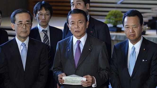 Ministro japonês diz que morte de doentes idosos alivia contas do Estado