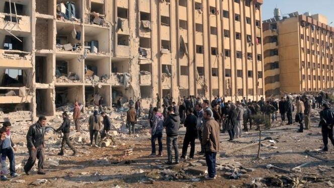 """Estados Unidos """"prontos"""" para intervenção militar na Síria"""