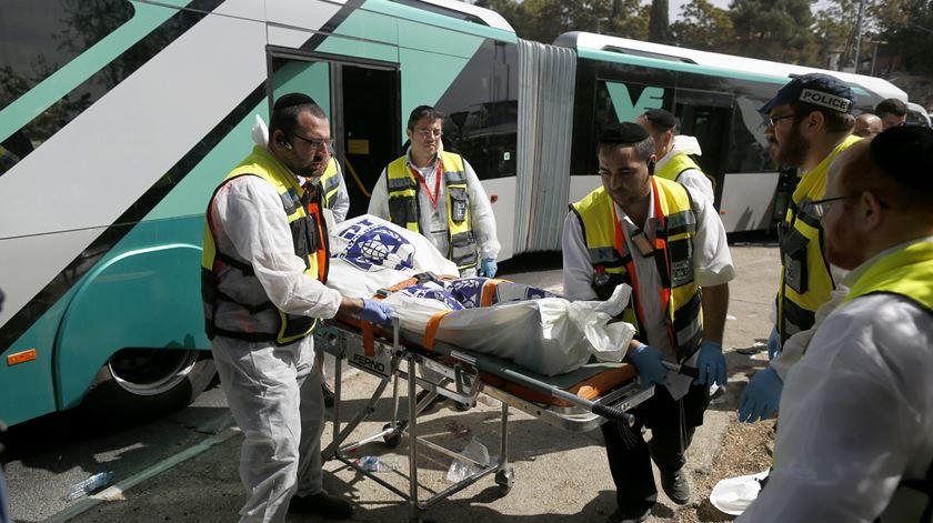 Os atentados sucedem-se em Israel. Foto: DR