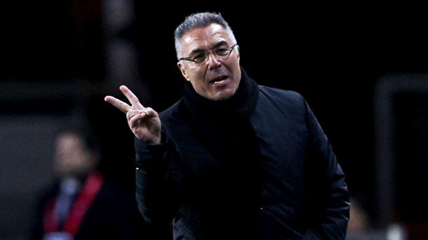 Inácio foi abordado para se candidatar à presidência do Sporting