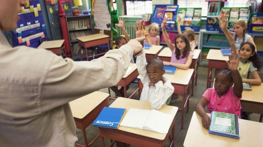 Cerca de 3.000 Professores precários vão passar a efectivos. Foto: DR
