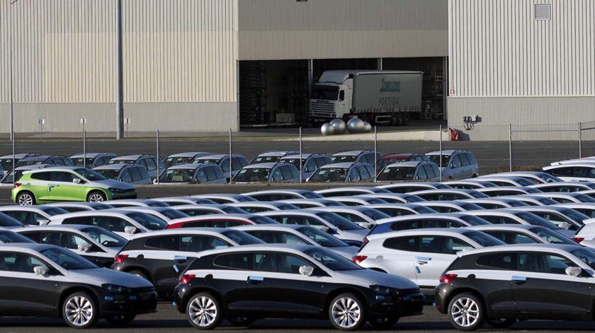 Autoeuropa acusada de despedir trabalhadores temporários. Foto: Lusa