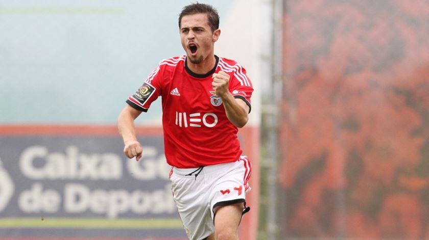 Bernardo Silva fez toda a formação no Benfica Foto: Sport Lisboa e Benfica