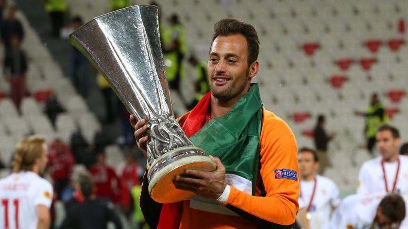 Internacional pela seleção portuguesa na II Liga. Leixões perto de assegurar Beto
