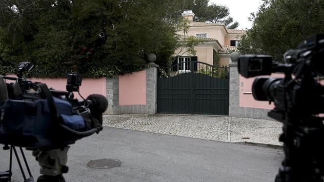 Associação da PSP critica vigilância à casa de Ricardo Salgado